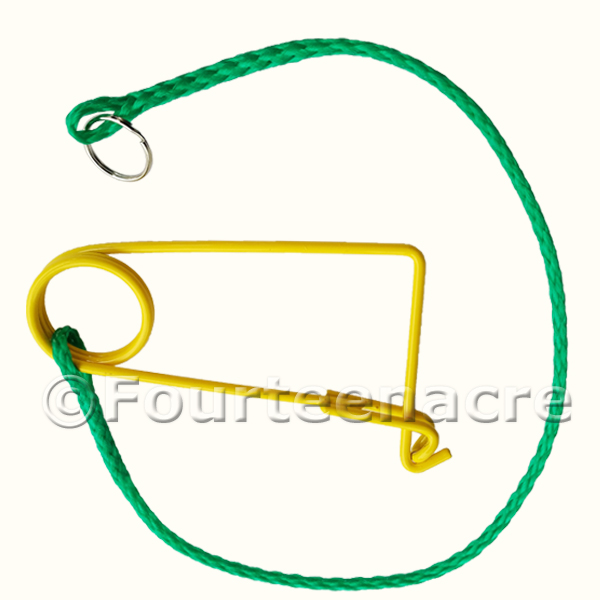 Bodygrip safety grip - top fit yellowgreen