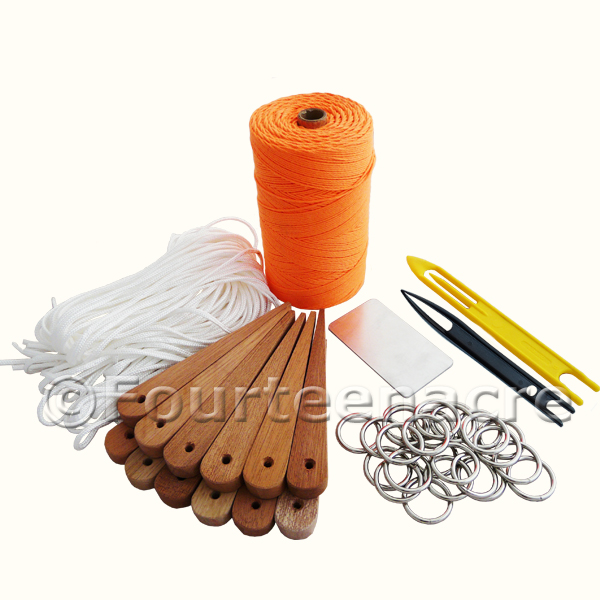 Net Making Starter Kit CMW B&Y