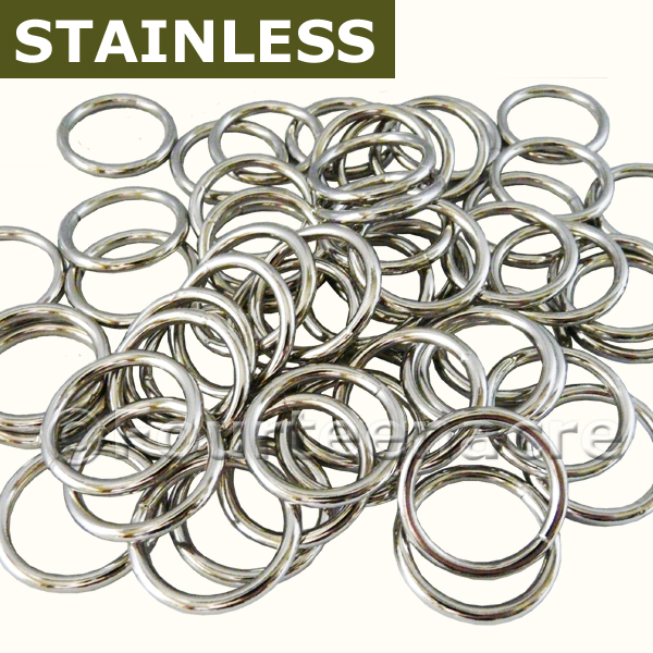 Net Rings 1 inch 25mm stainless
