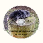 Professional Mole Trapping DVD